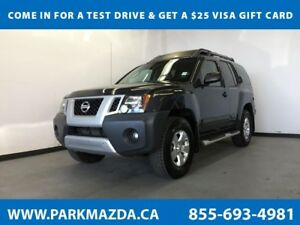 2012 Nissan Xterra 4WD - Remote Start, A/C, Cruise Control, Roof