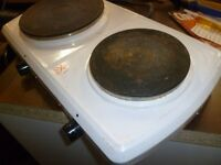 DOUBLE HOT PLATE/HOB