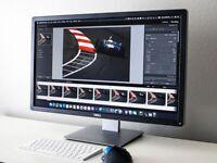 """Ultra-HD Dell Screen: 27"""" P2715Q Monitor (4k)"""