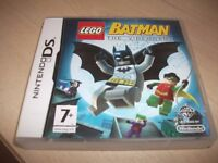 Lego Batman Game for Nintendo DS Great condition