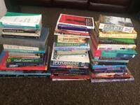 Job lot books for sale 60 books
