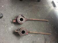 Industrial Pipe Threaders