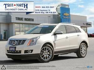 2013 Cadillac SRX Shale W/Bwnstone Leather