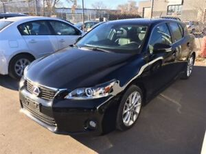 2013 Lexus CT 200h ** Premium Package ** Lexus Certified **