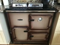 rayburn royal. oil fired