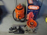 Vax 6131 Carpet Cleaner / Carpet Washer 3in1 Numatic Vacuum Cleaner - Wet & Dry