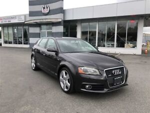 2009 Audi A3 2.0T S-Line Fully Loaded Only 106, 000Km