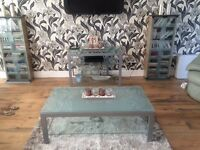 Coffee table/ tv unit/ DVD cabinet x 2