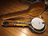 Gibson Epiphone MB250 5-String Banjo