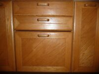 Hygena kitchen cabinets