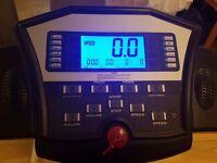 BodyTrain MAX Incline motorised treadmill t420