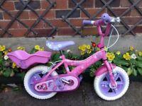 """12"""" kids bike for girls"""