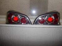 rear lights.