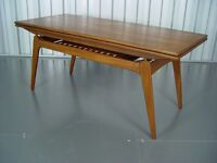 Mid Century Metamorphic Table, 1960's