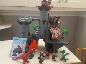 PLAYMOBILE Dragon Knights fortress