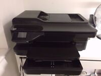 HP Officejet 7612 GOOD condition/works PERFECTLY: Wide format all-in-one printer
