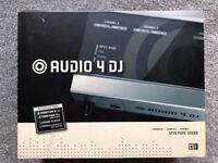 Native Instruments Audio 4 DJ Soundcard