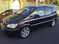 Vauxhall Zafira GSi, 2004, 105k, S History, 7 Seats, Turbo