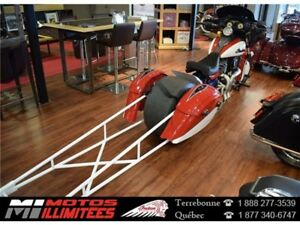 2017 Indian Motorcycles Chieftain Dragster Nitro PDSF 64999 REDU
