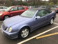 2001 Mercedes CLK AUTO. MOT. ELEGANCE LEATHER