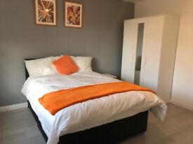 Luxury double rooms to rent near Maidenhead train station