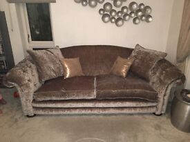 Loch leven large sofa and arm chair