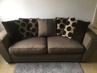 DFS 2 seater sofa excellent condition