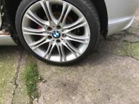 Bmw 3 ser alloy wheels