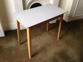 Vintage FORMICA 1960s table (original)