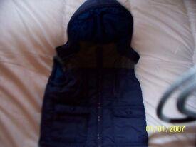 Body warmer for a boy 2 years
