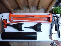 Grout/Brick Pointing Gun--Brand New in Box!
