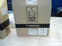 BRAND NEW BATHSTORE BUTTON FLUSH CISTERN