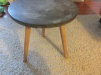 Stilish concrete Coffee table