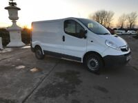 *** 2014 VAUXHALL VIVARO 2700 CDTI 113 FULL PSV. DRIVE AWAY TODAY FOR £29 A WEEK ON FINANCE ***