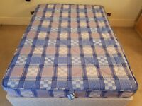 Double Divan Bed - Slightly Used but in almost New Condition