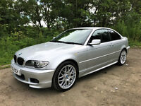 BMW 318Ci MSport 2dr Coupe LOW MILES