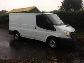 Ford transit swb 2.2TD, 2008, mot april, 116k miles, good condition, great runner £2050 kilmarnock