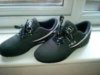 BARGAIN! Mens Fila Trainer shoes! Size 9!£6.00!