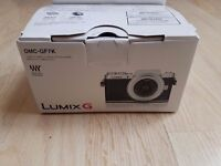 Panasonic lumix DMC-GF7K camera