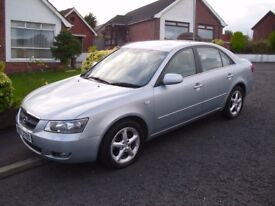 HYUNDAI SONATA AUTOMATIC WITH ONLY 66000 MILES