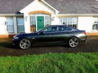 **STUNNING 2010 BMW 520D SE Efficient Dynamics Model plus idrive.
