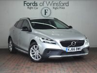VOLVO V40 D4 [190] CROSS COUNTRY PRO 5DR (silver) 2017