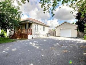 274 900$ - Bungalow à vendre à St-Jean-sur-Richelieu (St-Luc)