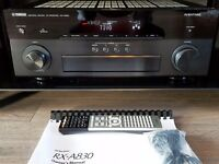 Yamaha Aventage RX-A830 7.2 Channel, 3D, AirPlay, Mint Condition