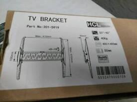 Tilt TV Wall Mount Television Brackets Brand New