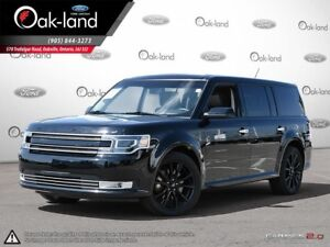 2018 Ford Flex Limited Limited|Nav|Big Sunroof|Dvd|Tons Of Op...
