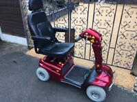 Immaculate Rascal 21 stone capacity mobility scooter, can deliver for fuel