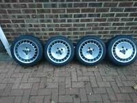 Ronal r10 turbo alloys