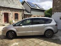 Ford SMax 09 87k