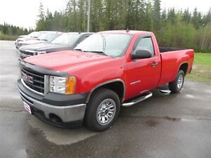 2013 GMC Sierra 1500 WT 8FT BOX 4X2